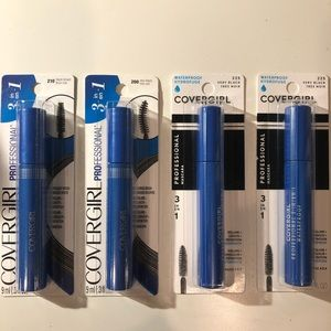 Covergirl Mascara (but 3 get 1 free)